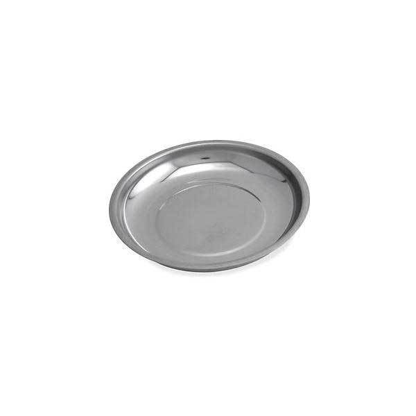 "6"" Round Magnetic Parts Tray"