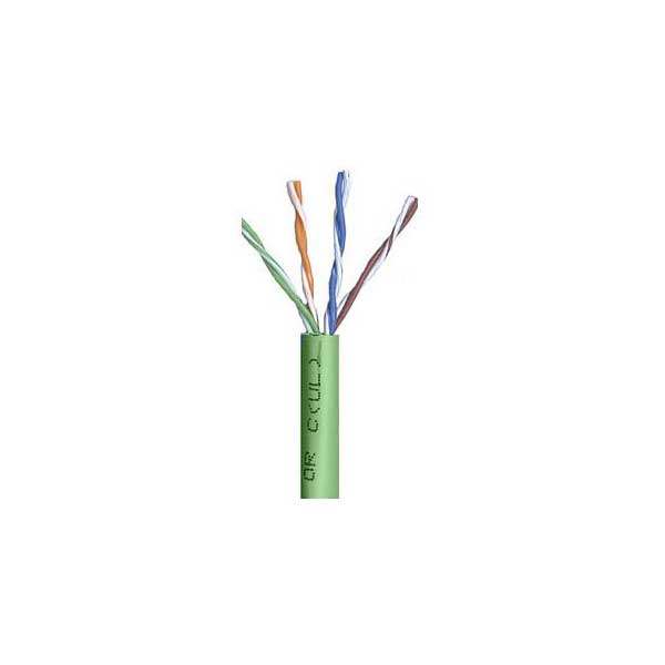 Belden DataTwist 5e Twisted Pair Networking Cable - Green