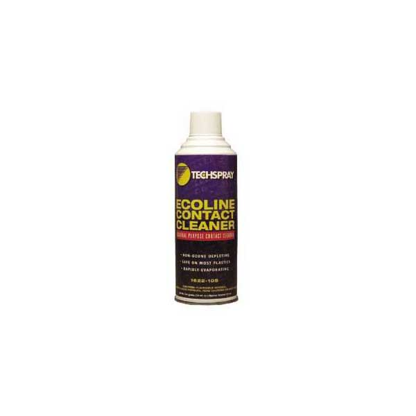 Techspray EcoLine Contact Cleaner (10 oz.)