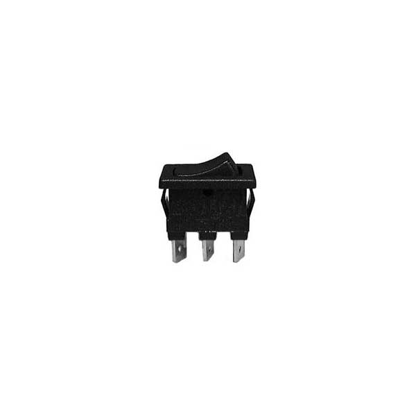 Miniature Snap-In Rocker Switch - SPDT / On - On