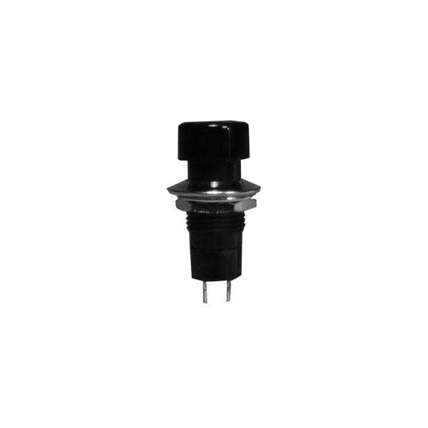 Round Push Button Momentary Switch - SPST