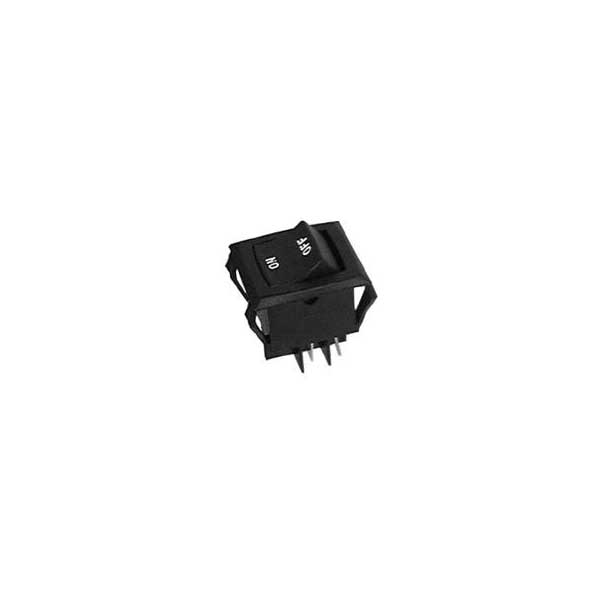 Heavy Duty Rocker Switch - DPST / On - Off