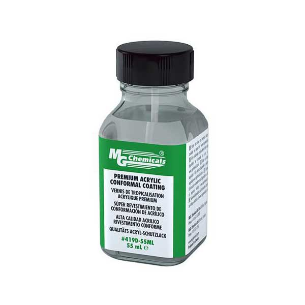 MG Chemicals Acrylic Conformal Coating - 55ml