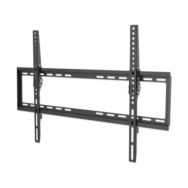 """Manhattan 461979 37"""" to 70"""" Low-Profile TV Wall Mount with 8° Tilt"""