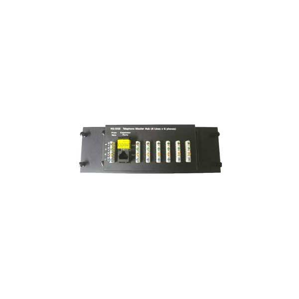 Vanco 6 Port Telephone Expansion Module