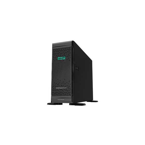 HPE ProLiant ML350 G10 4U Tower Server - 1 x Xeon Silver 4110 - 16 GB RAM HDD SSD - 12Gb/s SAS Cont