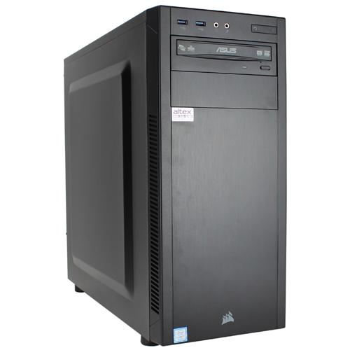Altex i7-7700 3.6GHz Computer System with Windows 10 Pro