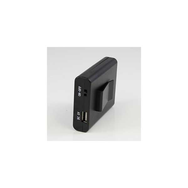 Battery Holder (4) AA Cover and Switch
