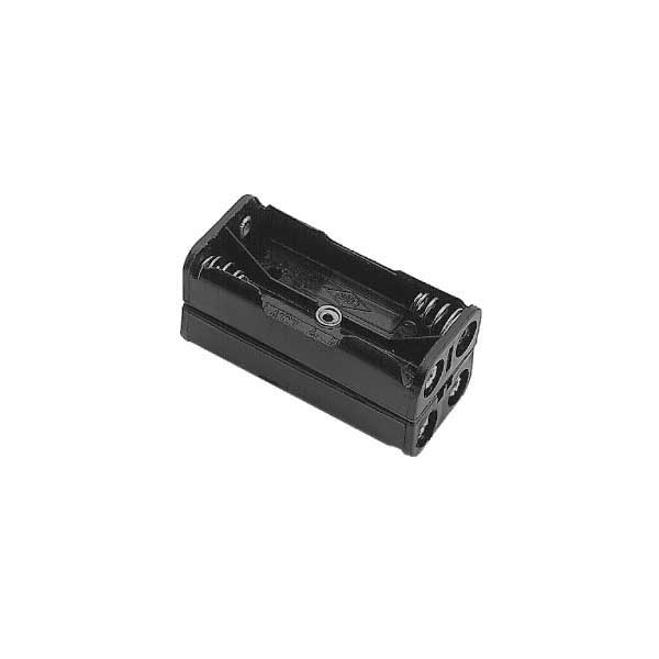 Philmore BH443S 4 x AAA Battery Holder with Snap Connection
