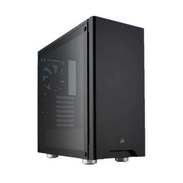 Corsair Carbide Series 275R Tempered Glass Mid-Tower Gaming Case ? Black