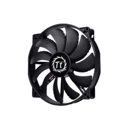 Thermaltake CL-F015-PL20BL-A 200mm Pure Series Quiet High Airflow Case Fan