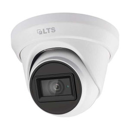 LT Security CMHT1752WE-28F 5 MP WDR Ultra-Low Light HD-TVI Turret Camera with 2.8mm Fixed Lens