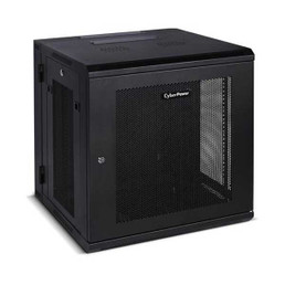 CyberPower Carbon Wall Mount Enclosure - 12U