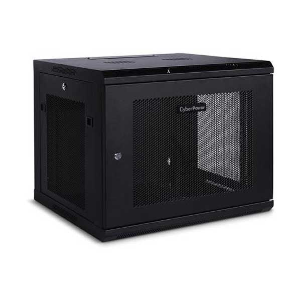 CyberPower Carbon Wall Mount Enclosure - 9U