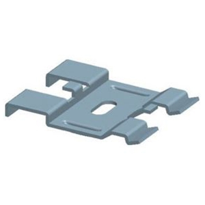 Cable Tray Bottom Coupler, Zinc