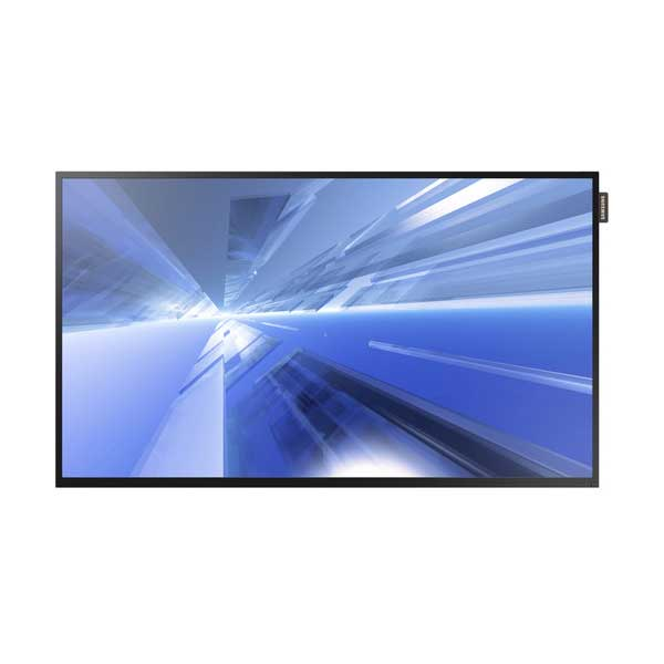 "Samsung DC32E DC-E Series 32"" Direct-Lit LED Display for Business"