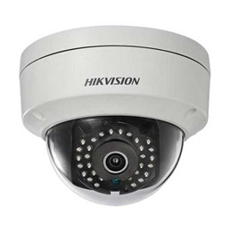 Hikvision 4MP Outdoor Network Dome Camera w/ 2.8mm Fixed Lens & Night Vision