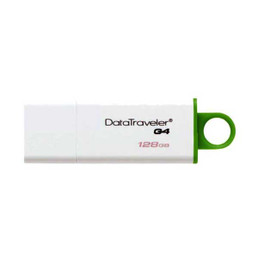 Kingston DTIG4/128GB 128GB DataTraveler G4 USB 3.0 Flash Drive