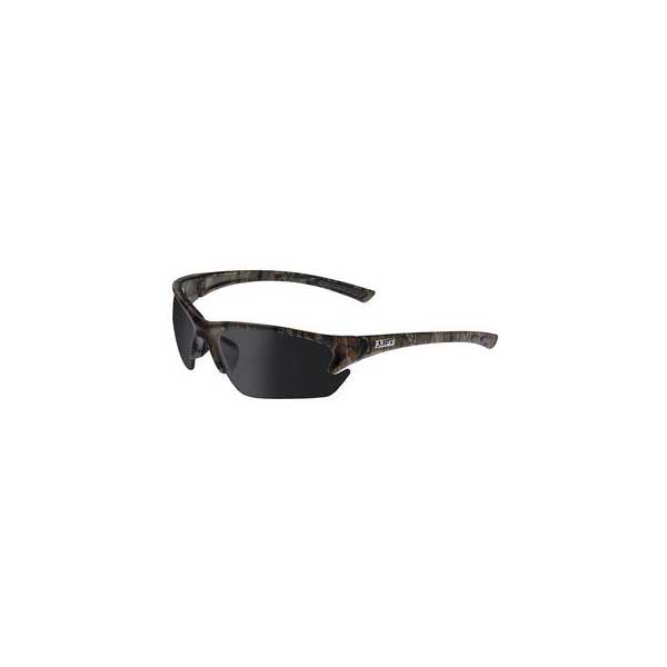 Lift Safety EQT-12CFST QUEST Safety Glasses (Camo, Smoke)