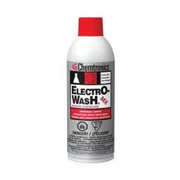 Chemtronics ES1621 10oz Electro-Wash MX Cleaner Degreaser