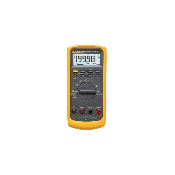 Industrial True RMS Multimeter w/ Temperature