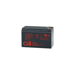 CSB 12V 7.2Ah SLA Battery w/ F2 Terminals