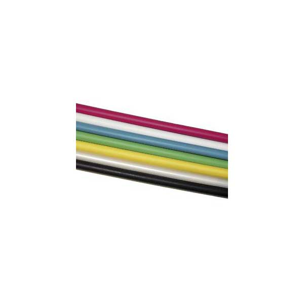 """Clear 1"""" Heat Shrink Tubing 4 FT ST. FP-301"""