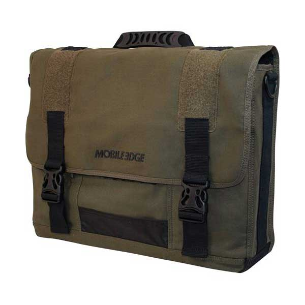 Mobile Edge Eco-Friendly Messenger Bag (Olive)