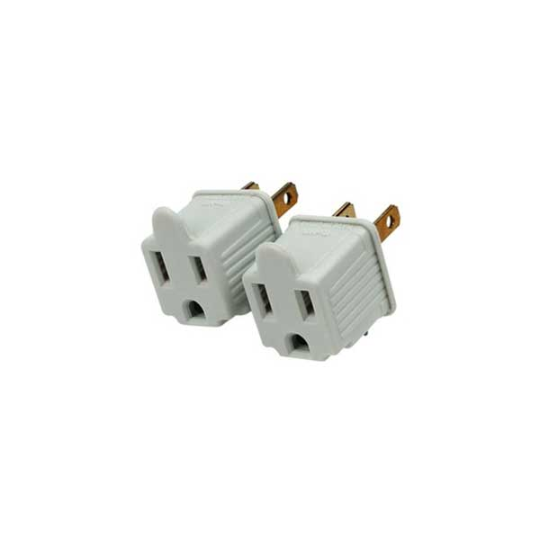 CyberPower Grounding Adapters (2-Pack)