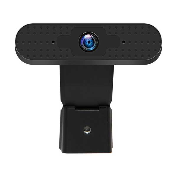 OTM Essentials OB-AKK 1080p HD USB Webcam with Built-In Microphone