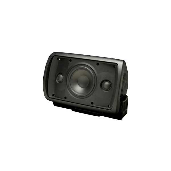 "Niles Audio OS5.3Black 100W 5"" Poly Woofer 2-Way High Performance Indoor/Outdoor Loudspeaker"