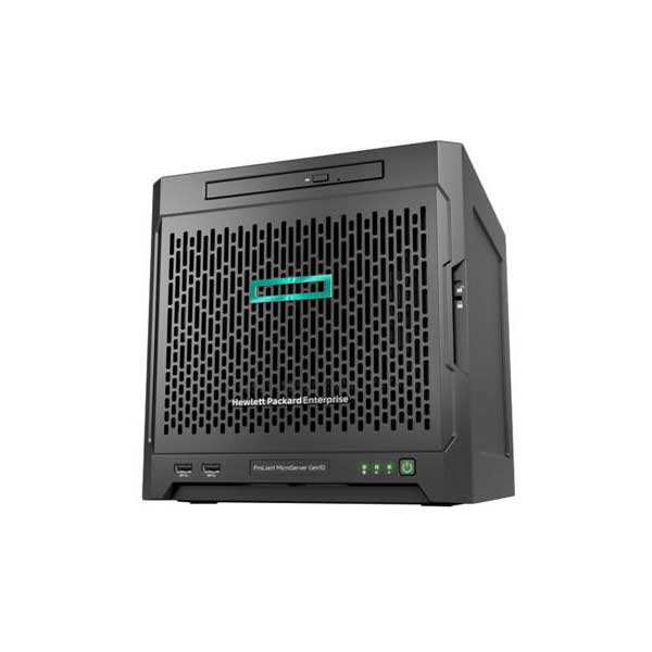 HPE ProLiant MicroServer Gen10 Ultra Micro Tower Server - 1 x Opteron X3421 - 8 GB RAM HDD SSD