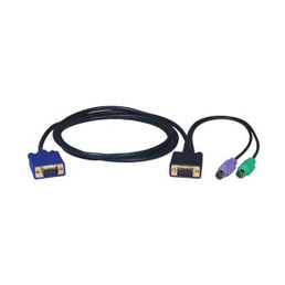 Tripp Lite PS/2 Cable Kit for KVM Switch B004-008 - 10
