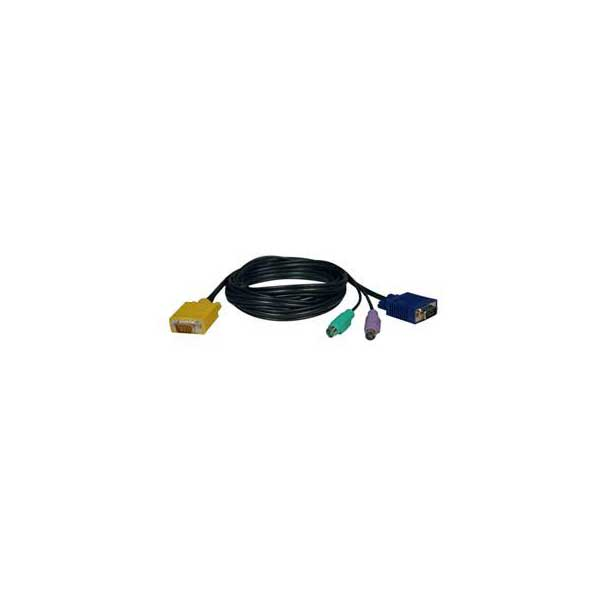 Tripp Lite PS/2 Cable Kit for B020- and B022- series KVM Switches - 6'