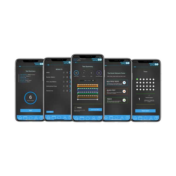 Quest Technology PAGT001 Bluetooth Patch App & Go Network Tester