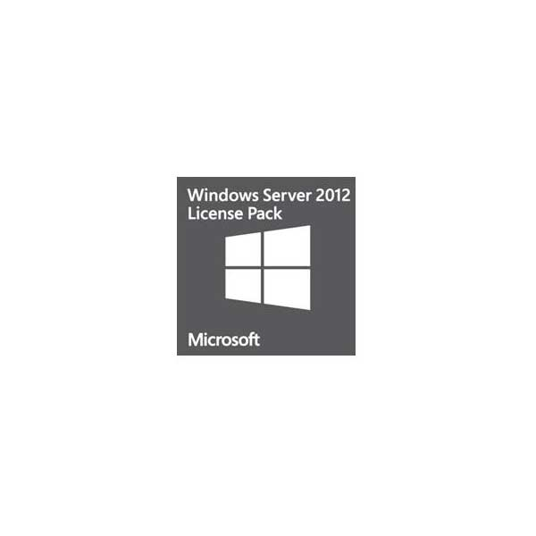 Microsoft Windows Server 2012 OEM 5 Device Client Access License (CAL) Kit