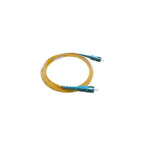 3 Meter Duplex SC to SC, 8.3/125 Singlemode Fiber Optic Patch Cable