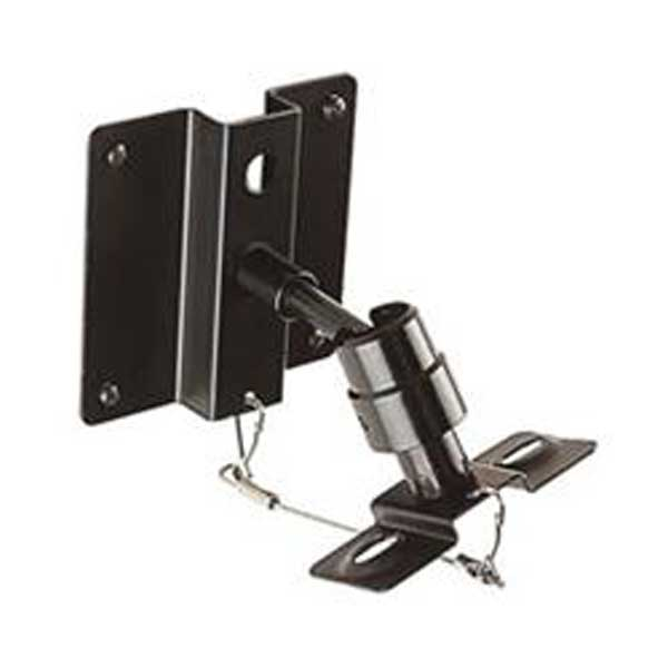 Video Mount Products SP-001 Full Motion Ceiling/Wall Speaker Mount with 10 lb. Capacity (Black)