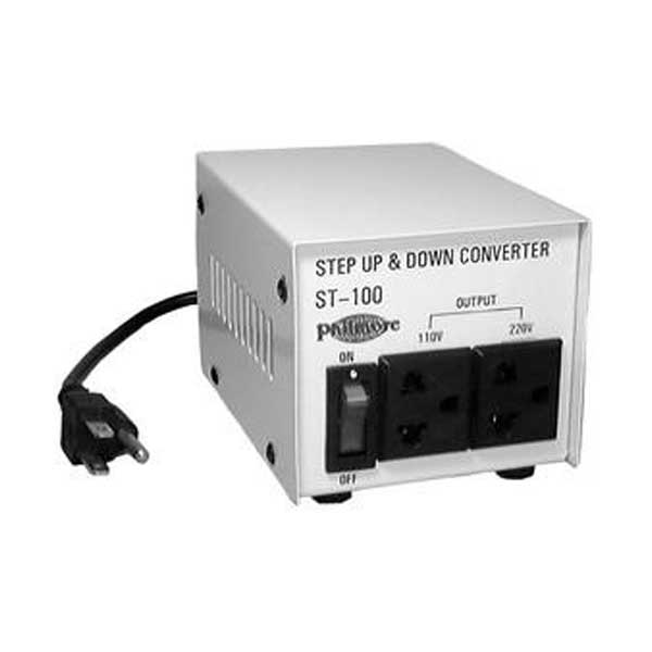 Philmore Heavy Duty 200 Watt Stepup & Stepdown Transformer