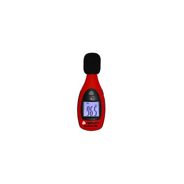 Triplett SoniChek Mini Sound Lever Meter with Automatic BackLit Display