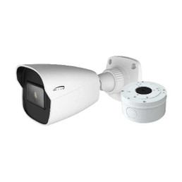 Speco Technologies VLB5 2MP 2.8mm HD-TVI IR Bullet Camera with Junction Box