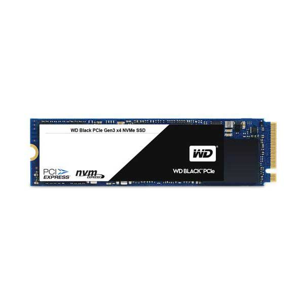 Western Digital Black 256 GB PERFORMANCE M.2 2280 NVME SSD- WDS256G1X0C