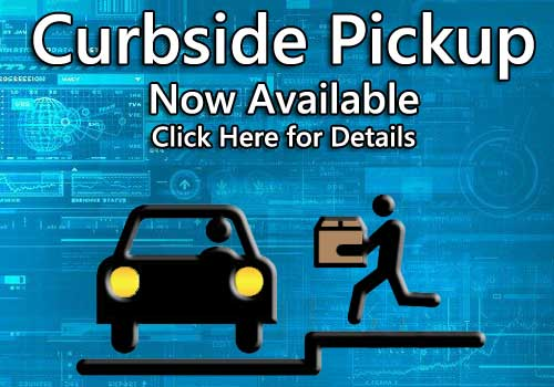 Altex Curbside Pickup Banner
